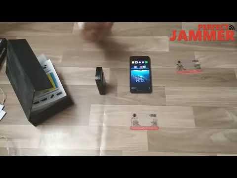 Super portable mini cell phone signal jammer 3g 4g