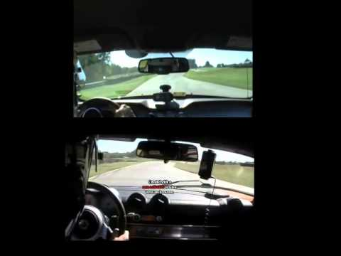 VIR Mustang GT vs Supercharged Lotus Exige