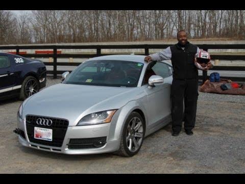 Audi Club (ACNA-PCC)  High Performance Driver Education Class @ Summit Point Raceway