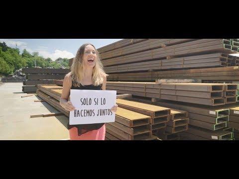 Alex Ubago - Solo si lo hacemos juntos (Videoclip Oficial)