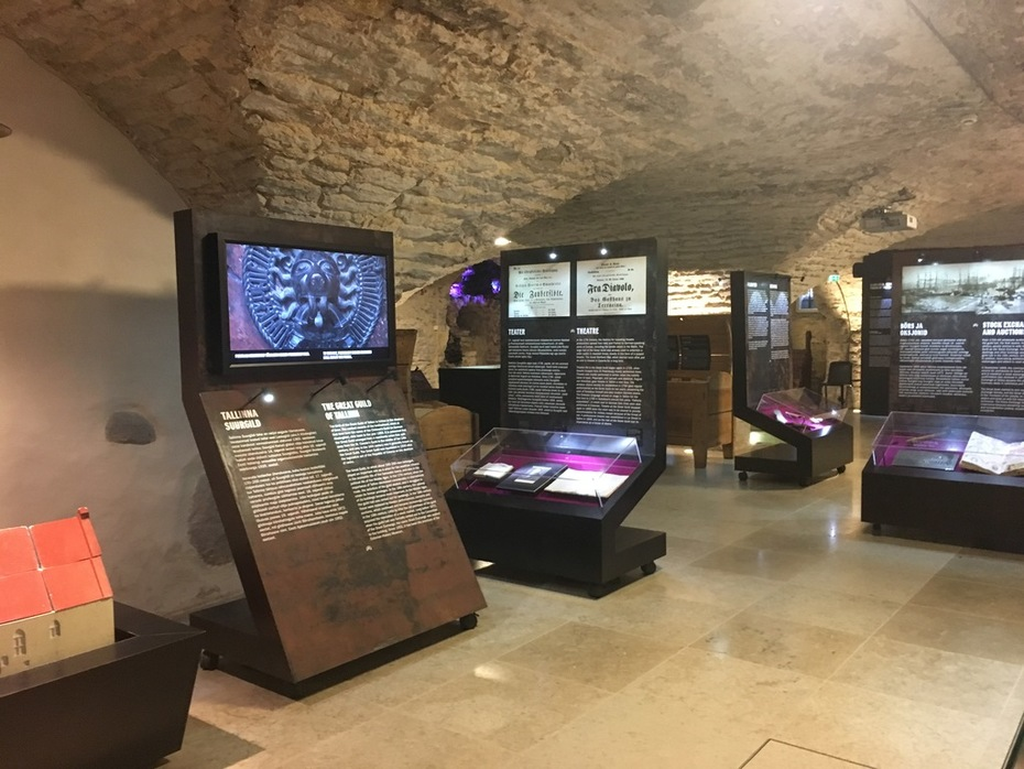 Board-meeting at the Estonian History Museum