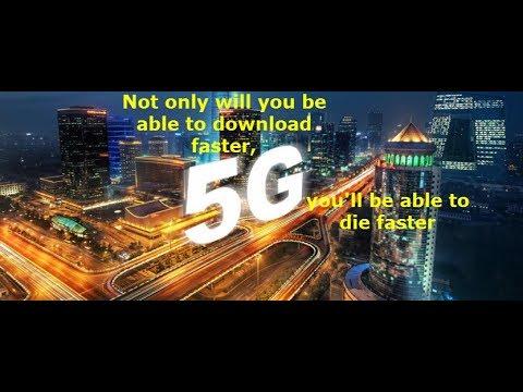 Wireless Tech Specialist: 5G Will Irradiate Populations; Violates Human Rights & Nuremburg Treaty