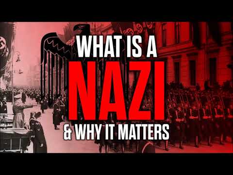 Mark Collett Podcast: What is a Nazi And Why it Matters!