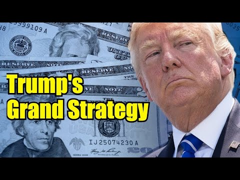 Trump's Strategy: Koreas, Dollar Reset, Middle East - with Robert David Steele