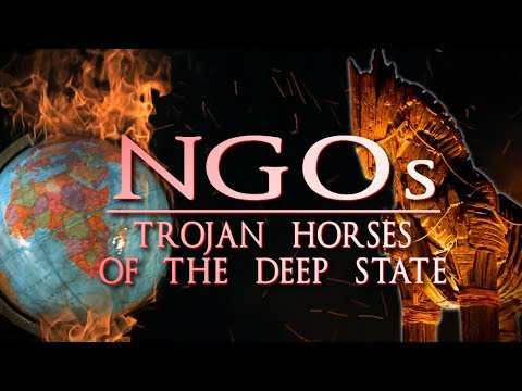 NGOs Are The Deep State's Trojan Horses