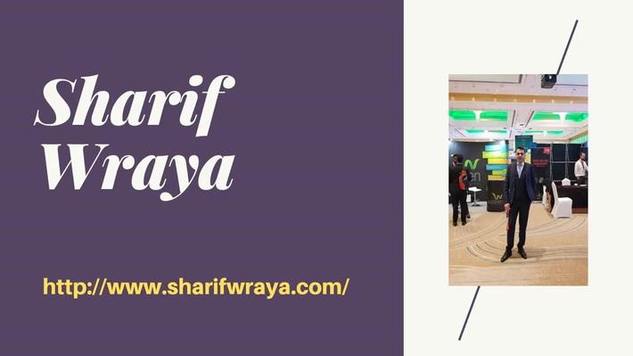 One of the best Lebanese businessmen – Sharif Wraya