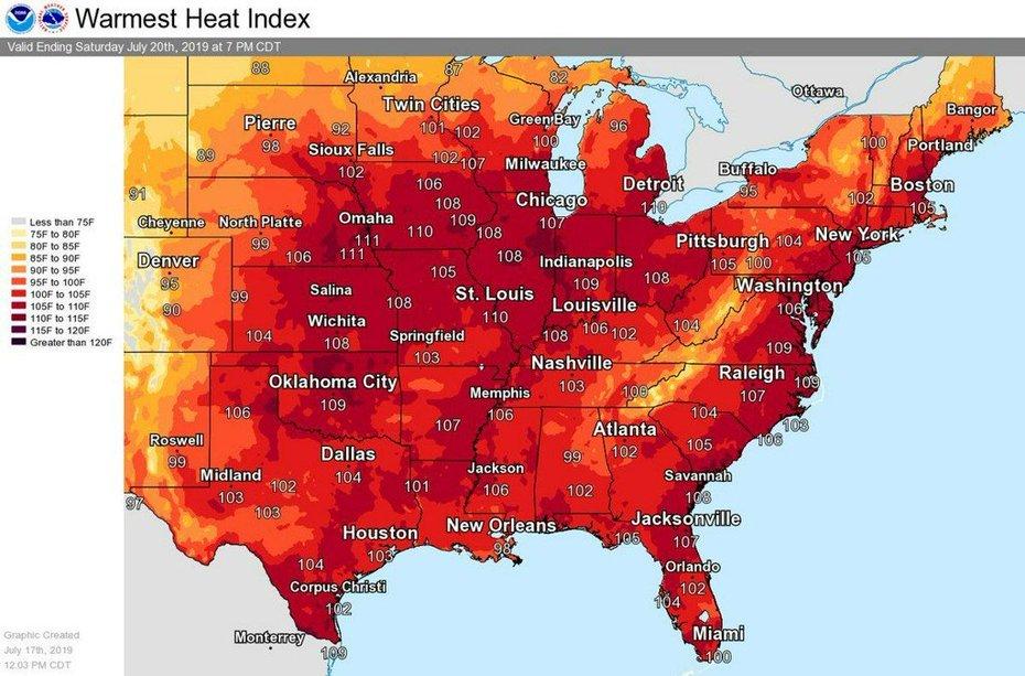 Trump's Heat Wave thinkprogress.org