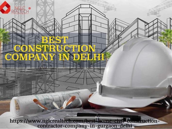 Top Civil Construction Company in Delhi