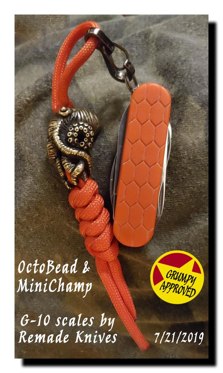 octobead and MiniChamp e