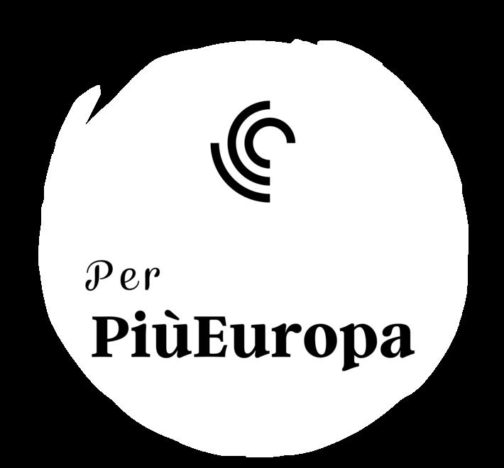 Per PiùEuropa Logo