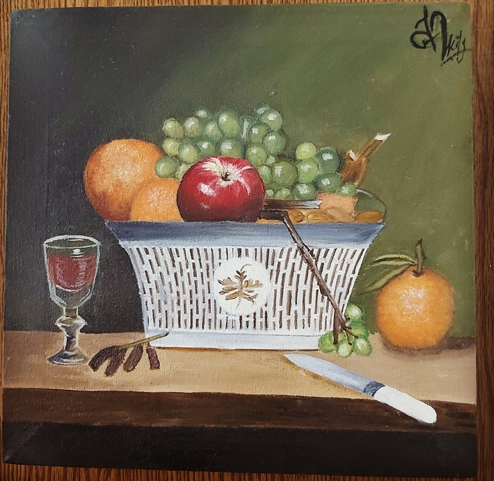 Oil painting 1