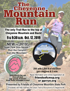 The Cheyenne Mountain Run