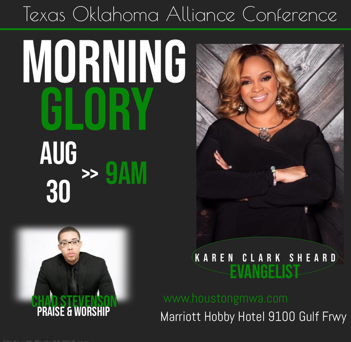 HOUSTON ALLIANCE OF GOSPEL MUSIC PROFESSIONALS - Houston GMWA