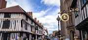 Shakeaspeare's Birthplace: Stratford-upon-Avon