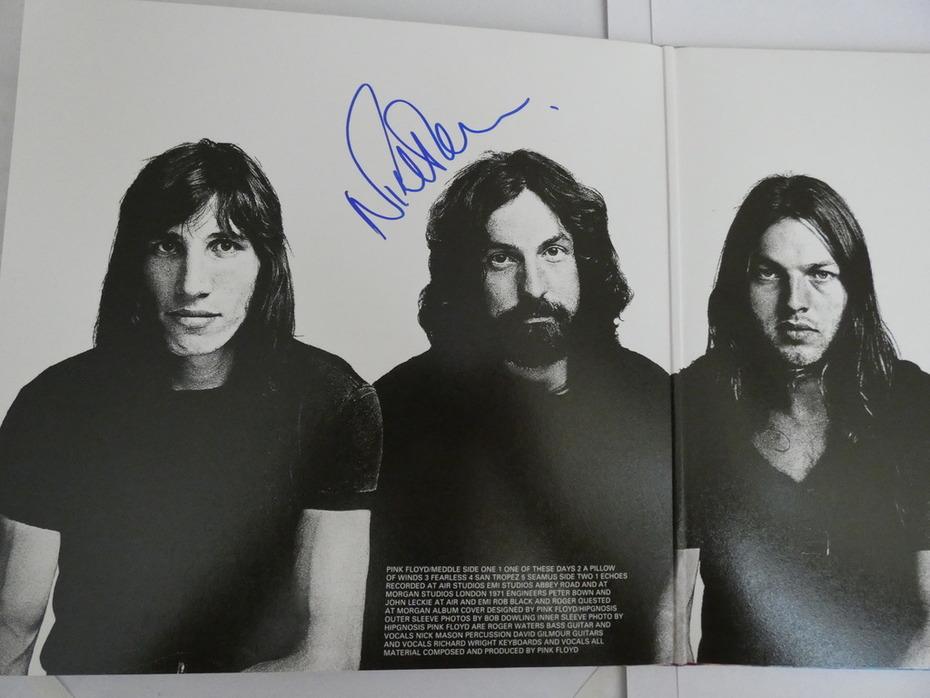 Nick Mason - Pink Floyd