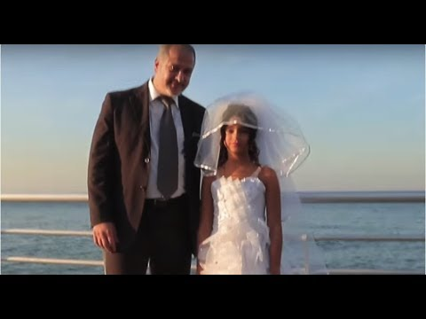 US Approves 8,500 Pedophiles Marrying Child Brides