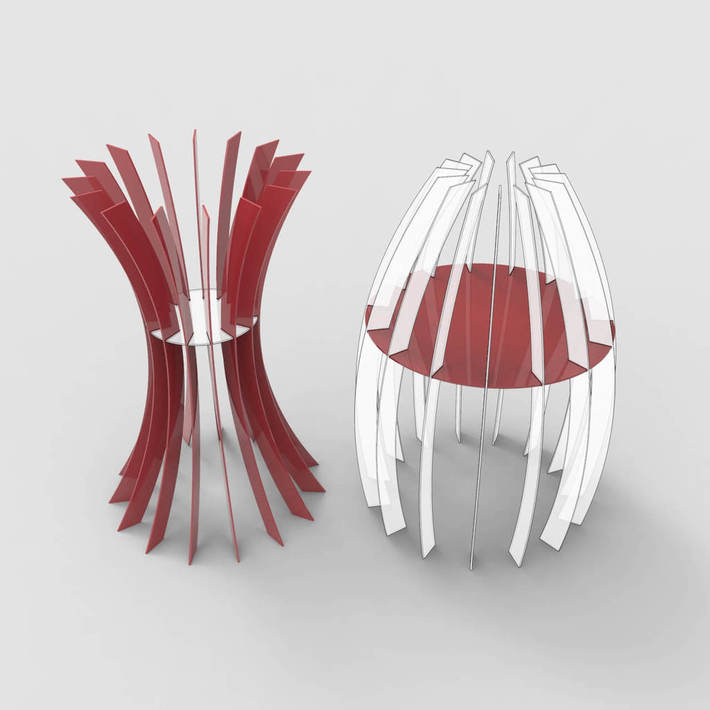 Parametric Lamp #1