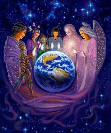 Link no YouTube para as 2 meditações do 34º Congresso Mundial Anual de Iluminação coordenado pela Patricia Cota-Robles