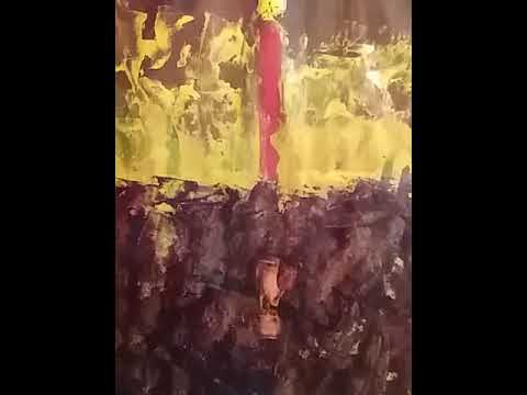 15 secondi di pittura - noi che siamo contrari alla pena di morte della pittura