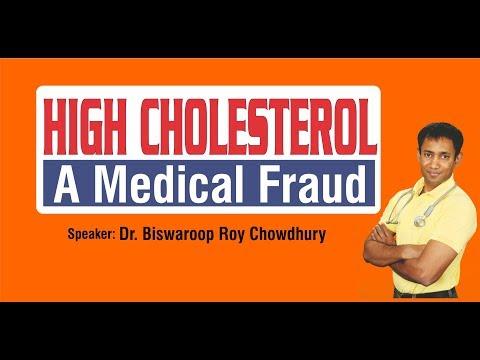 High Cholesterol - A Medical Fraud