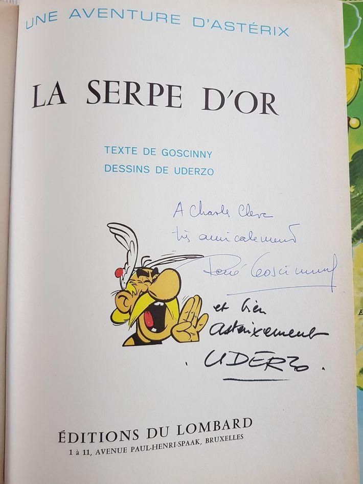 Asterix-Goscinny-Uderzo