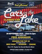 Cars On The Lake Car Show -Acworth, GA