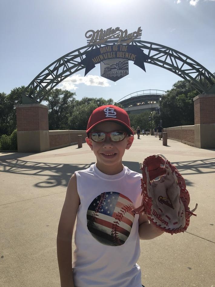 2019 Cooper's Stadium tour 5 Ballparks 8 days