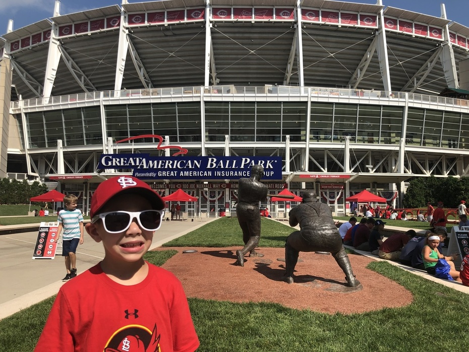 Cooper's now at 11 Ballparks at 6