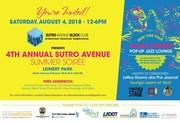 "5th Annual Sutro Ave. ""free"" Summer Soiree 'n Jazz Festival ~"