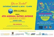 "5th Annual Sutro Ave. ""free"" Summer Soiree 'n Jazz Festival ~"