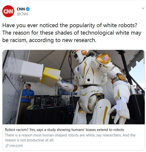 Racist Robots