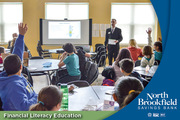 North Brookfield Savings Bank is committed to Financial Literacy Education