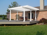 NEW DECK AND PERGOLA 003