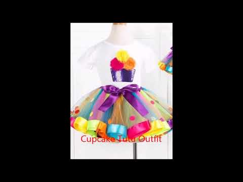 Little Girls Gorgeous Boutique Tutu Sets for Spring Season