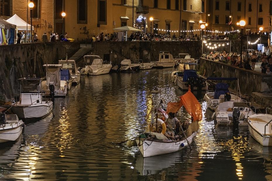 Livorno - Effetto Venezia