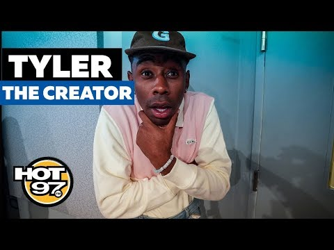 Tyler The Creator And Funk Flex Have an Honest Conversation Plus #Freestyle128