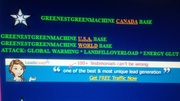 GREENESTGREENMACHINE CANADA U.S.A. WORLD PHOTO