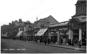 Wood Green High Road - Site of Mothercare to Sainsbury's c1925