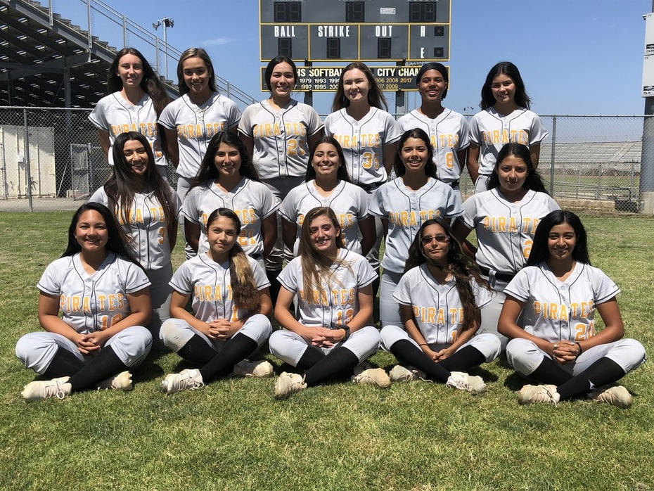 San Pedro High School Softball 2019