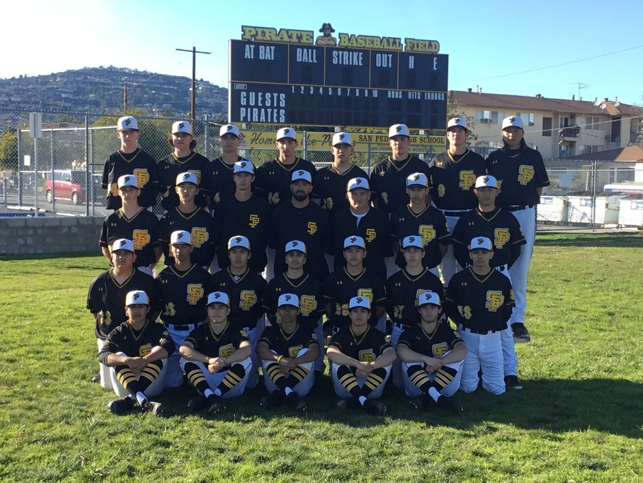 San Pedro High School Baseball 2019