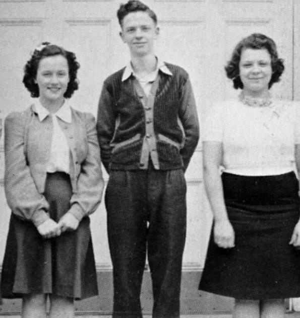 Don Knotts, 10th Grade