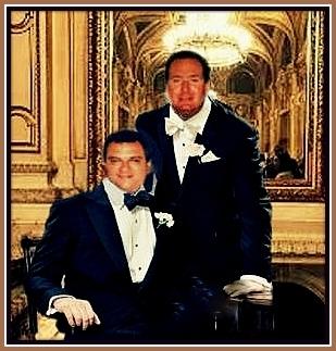 El Ronnie y yo / Fabio.