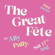 The Great Fete at Ally Pally