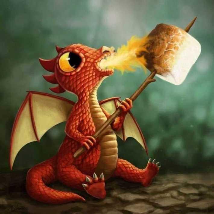 Dragon Treat