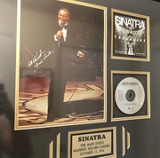 Frank Sinatra - charity event