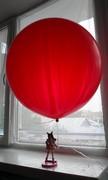 Kurumi Hazuki figure with balloon