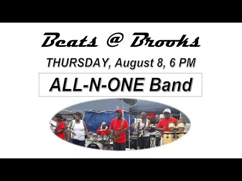 2019-08-08 - Beats @ Brooks -- All-N-One