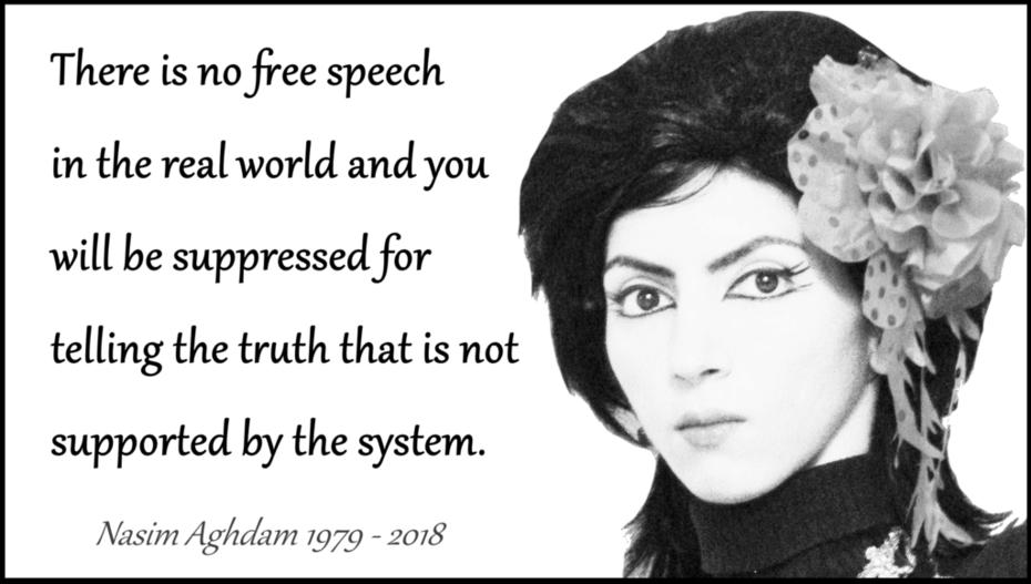 Free Speech Isnt Free