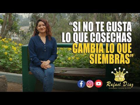 Testimonio Dxn - Evelyn Espinoza Aliano
