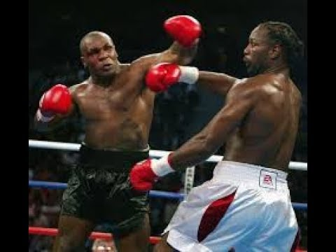"""16 YEAR OLD MIKE TYSON KNOCKED OUT LENNOX LEWIS IN SPARRING"" - MCKINLEY"